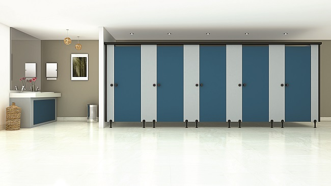 Toilet Partitions Suppliers in India | Greenlam Sturdo
