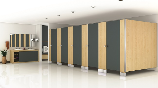 Toilet Cubicles and Urinal Partitions