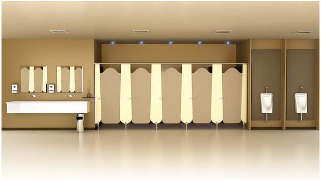 Bathroom Shower Cubicles from Greenlam Sturdo