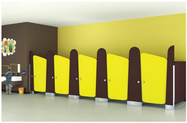 Bathroom Cubicles in India from Greenlam Sturdo