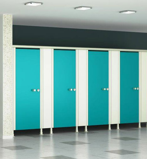 Elegance Cubicles and Partitions for Bathroom in India