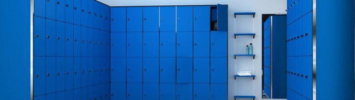 Four tier locker system in India