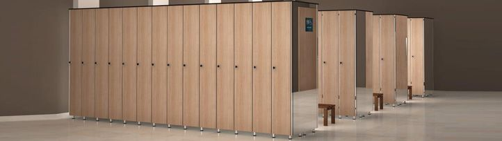 Single tier lockers in India