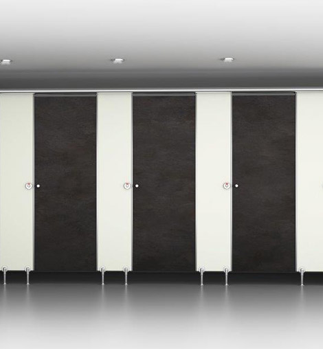 HPL Partitions & Cubicles for Toilet in India